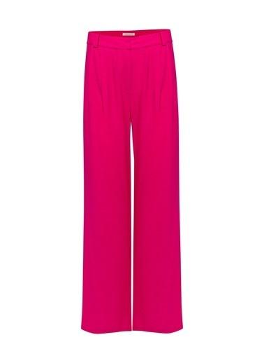 Vekem-Limited Edition Pantolon Fuşya